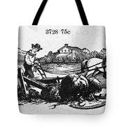 America: Farming, C1870 Tote Bag