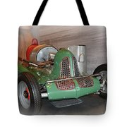 America On Wheels Midget Racer Tote Bag