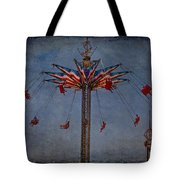 America Swings Tote Bag