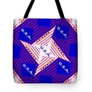 America-usa Tote Bag