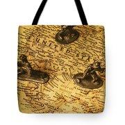 American Army  Tote Bag