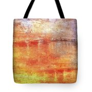 American Beach Cottage Art And Feelings-5 Tote Bag