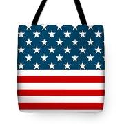 American Beach Towel Tote Bag