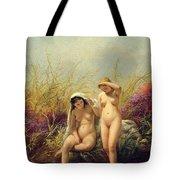 American Beauties Tote Bag
