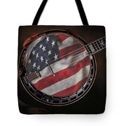 American Bluegrass Music Tote Bag