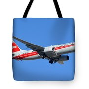 American Boeing 737-823 N915nn Phoenix Sky Harbor January 11 2015 Tote Bag