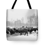 American Buffalo #2 Tote Bag