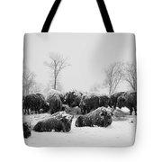 American Buffalo #3 Tote Bag