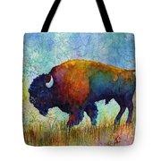 American Buffalo 5 Tote Bag