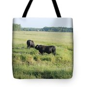American Cattle Tote Bag