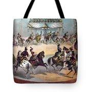 American Circus, C1872 Tote Bag