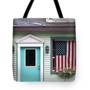 American Curtain  Tote Bag