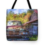 American Dodge Tote Bag
