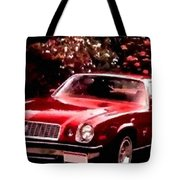 American Dream Cars Catus 1 No. 1 H A Tote Bag