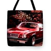 American Dream Cars Catus 1 No. 1 H B Tote Bag