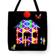 American Dream Tote Bag