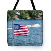 American Dream Tote Bag