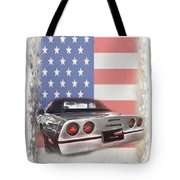 American Dream Machine Tote Bag