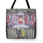 American Dreams Tote Bag