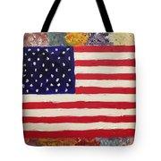 American Elegy Tote Bag