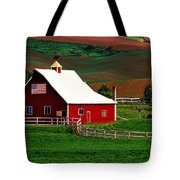 American Farm Tote Bag