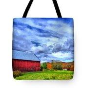 American Farmer Tote Bag