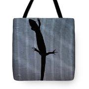 American Five-lined Skink Tote Bag