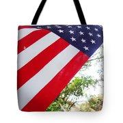 American Flag 1 Tote Bag