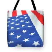American Flag 2 Tote Bag