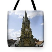 American Fountain - Stratford-upon-avon Tote Bag