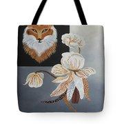American Fox Tote Bag