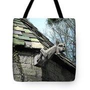 American Gargoyle Tote Bag