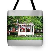 American Gazebo Tote Bag