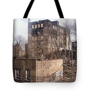 American Ghetto - The South Bronx In New York City Tote Bag