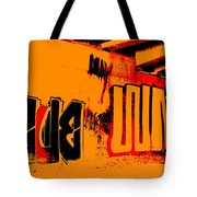 American Graffiti 3 - This Buds For You Tote Bag