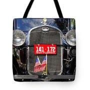 American Grill Tote Bag