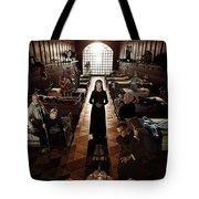 American Horror Story Asylum 2012 Tote Bag