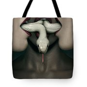 American Horror Story Coven 2013 Tote Bag