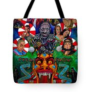 American Horror Story Freak Show Tote Bag