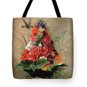American Impressionist Painter Tote Bag