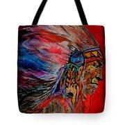 American Indian Tote Bag