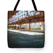 American Industry Tote Bag