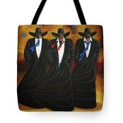 American Justice Tote Bag by Lance Headlee