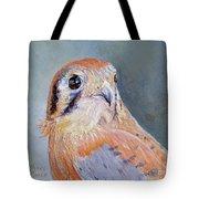 American Kestrel No. 2 Tote Bag