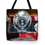 American Lafrance Vintage Fire Truck Gas Cap Tote Bag