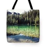 American Lake Tote Bag