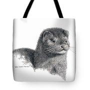 American Mink Tote Bag
