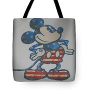 American Mouse Tote Bag