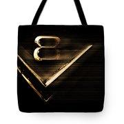 American Muscle V8 Tote Bag