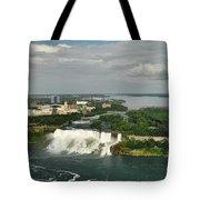 American Niagara Falls #2 Tote Bag